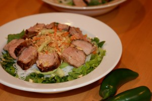 Vietnamese Rice Noodle Salad The Best International Recipe